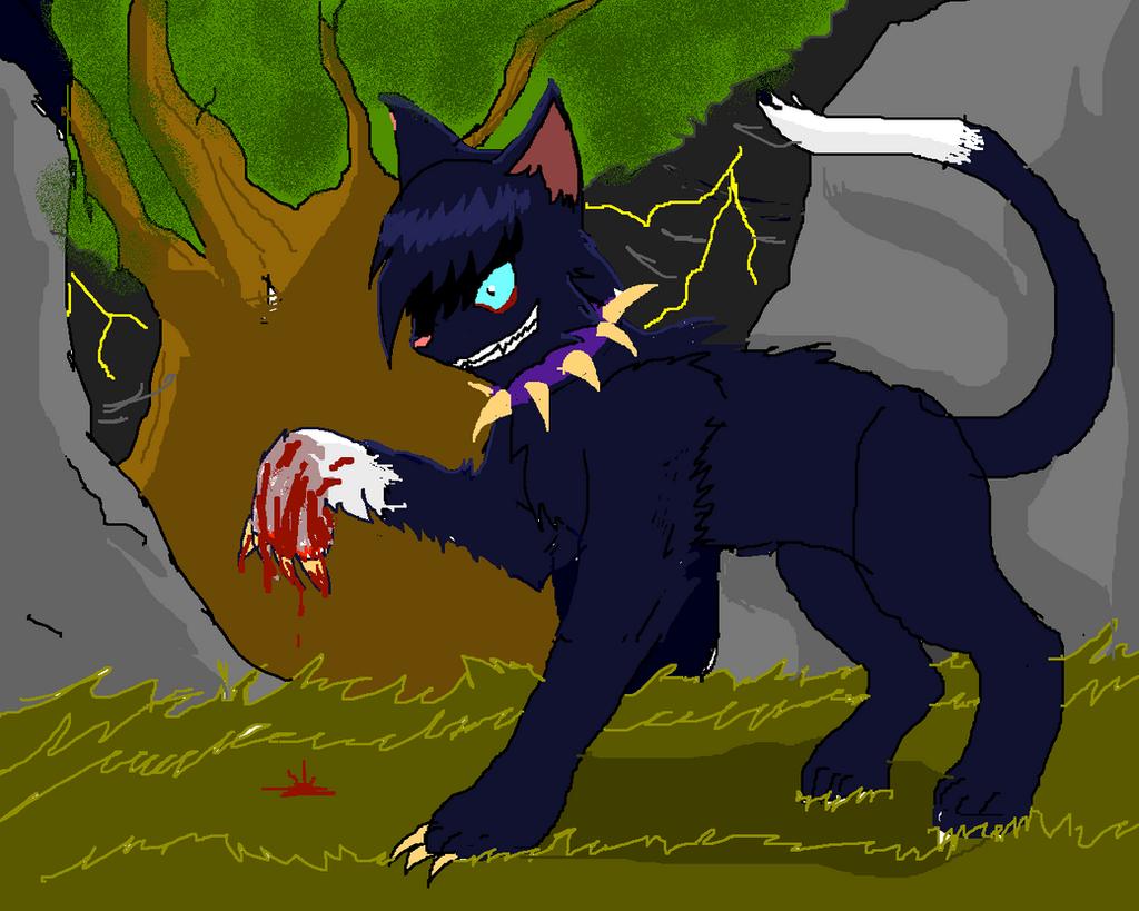Scourge of bloodclan by ShadowClawZ