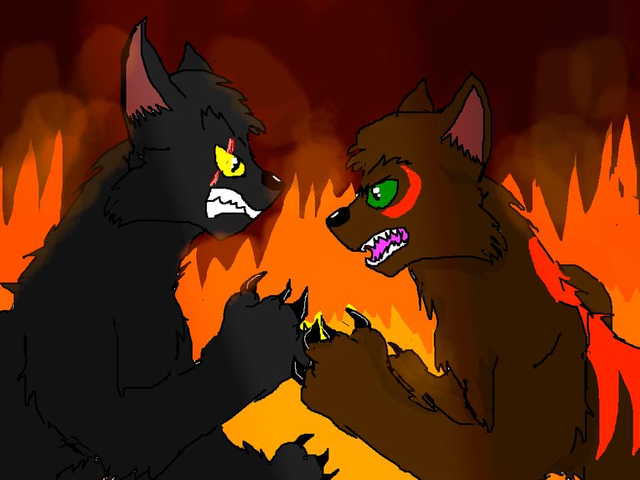 Bloodstrike Vs Ravage by ShadowClawZ