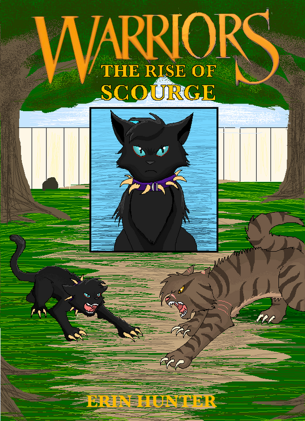 Warrior Cats Manga The Rise Of Scourge