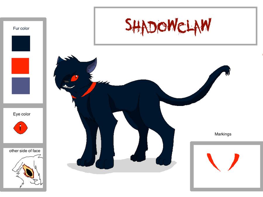 Shadowclaw reference by ShadowClawZ