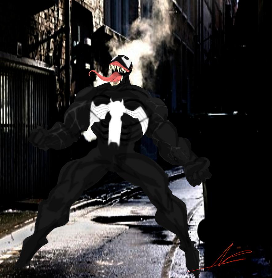 we are Venom by ShadowClawZ