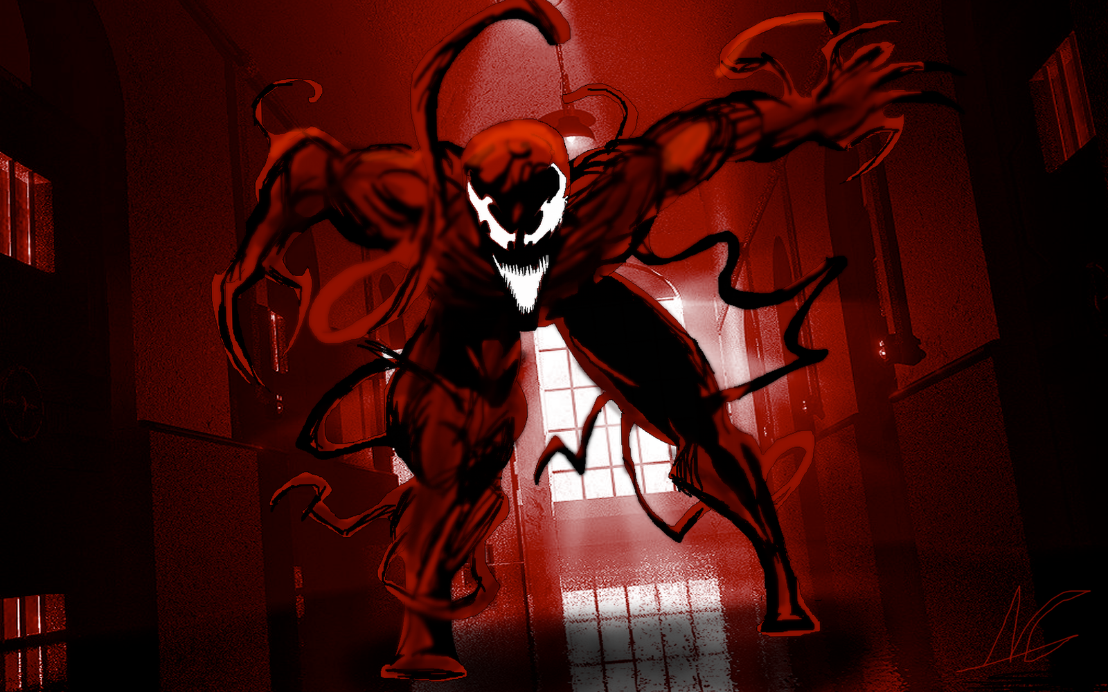 Iam Carnage by ShadowClawZ