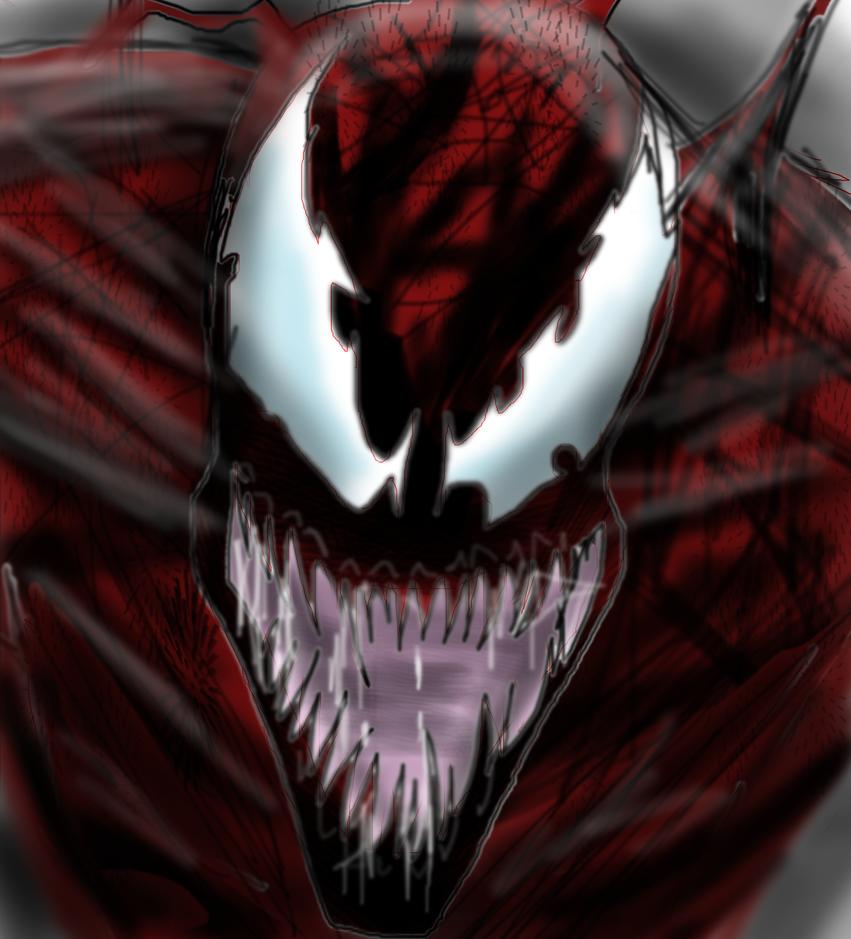Carnage realism by ShadowClawZ