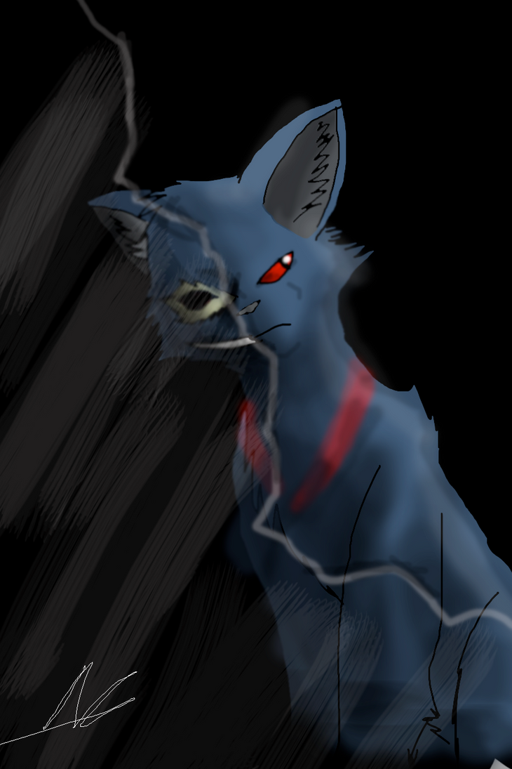 shadowclaw image of my former self by ShadowClawZ