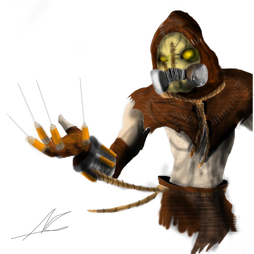 Scarecrow by ShadowClawZ