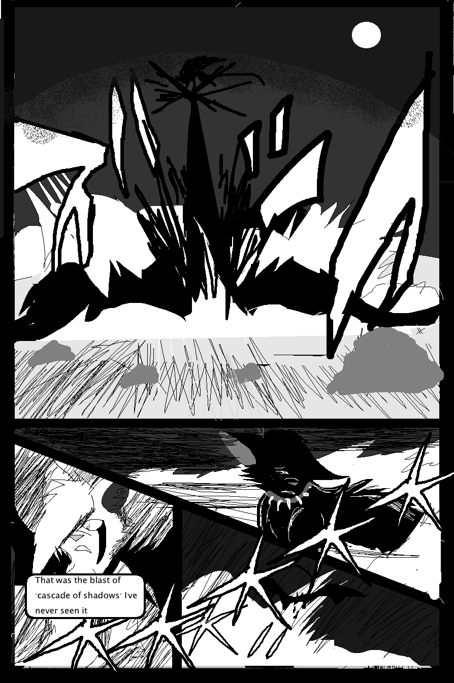 Shadowclaw manga page 21 by ShadowClawZ