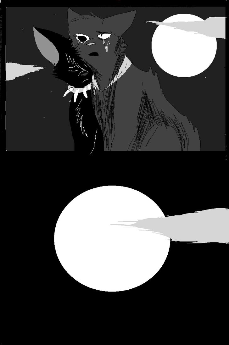 Shadow claw vs Shadow frost finale manga END by ShadowClawZ