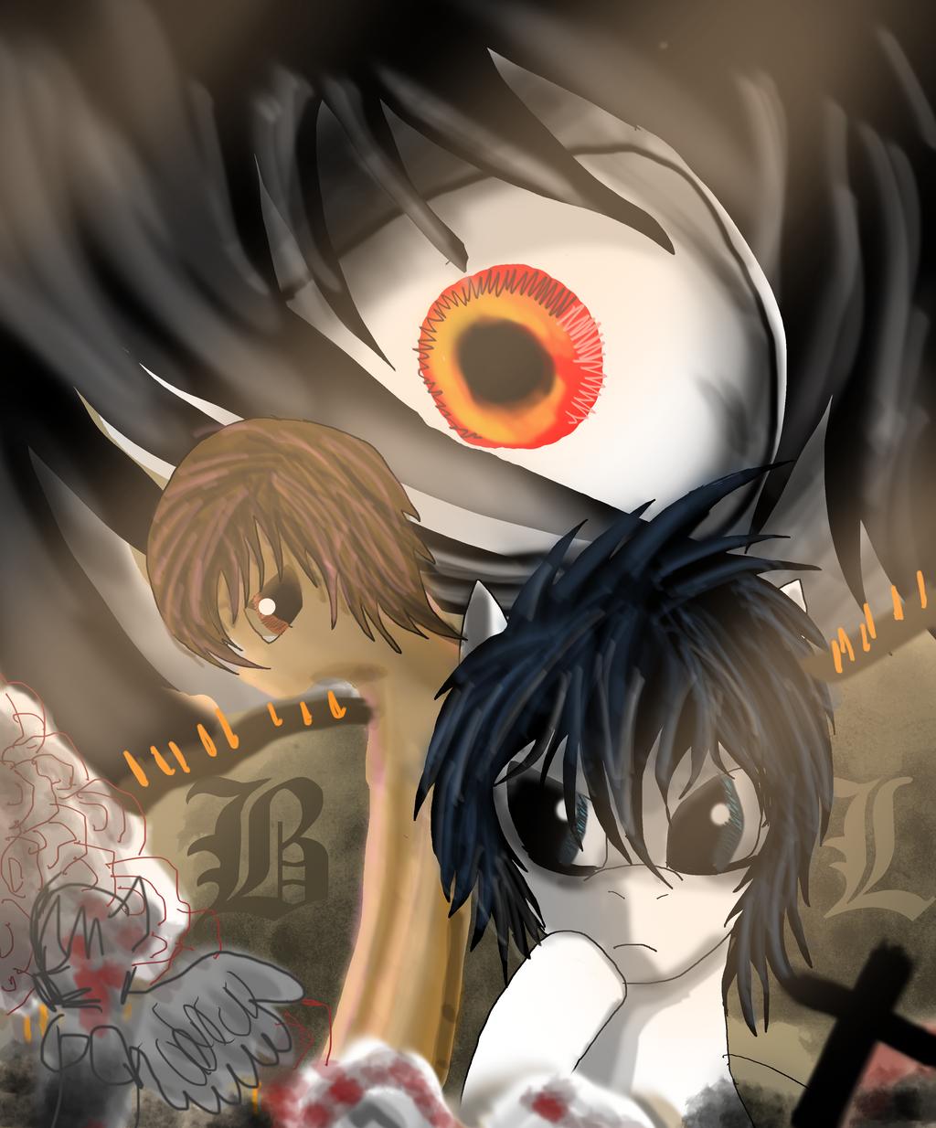 Ask L pony  Domine Kira by ShadowClawZ