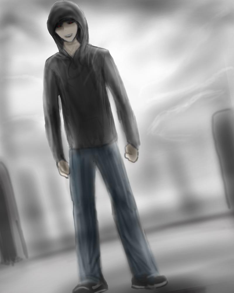 Dark returns by ShadowClawZ