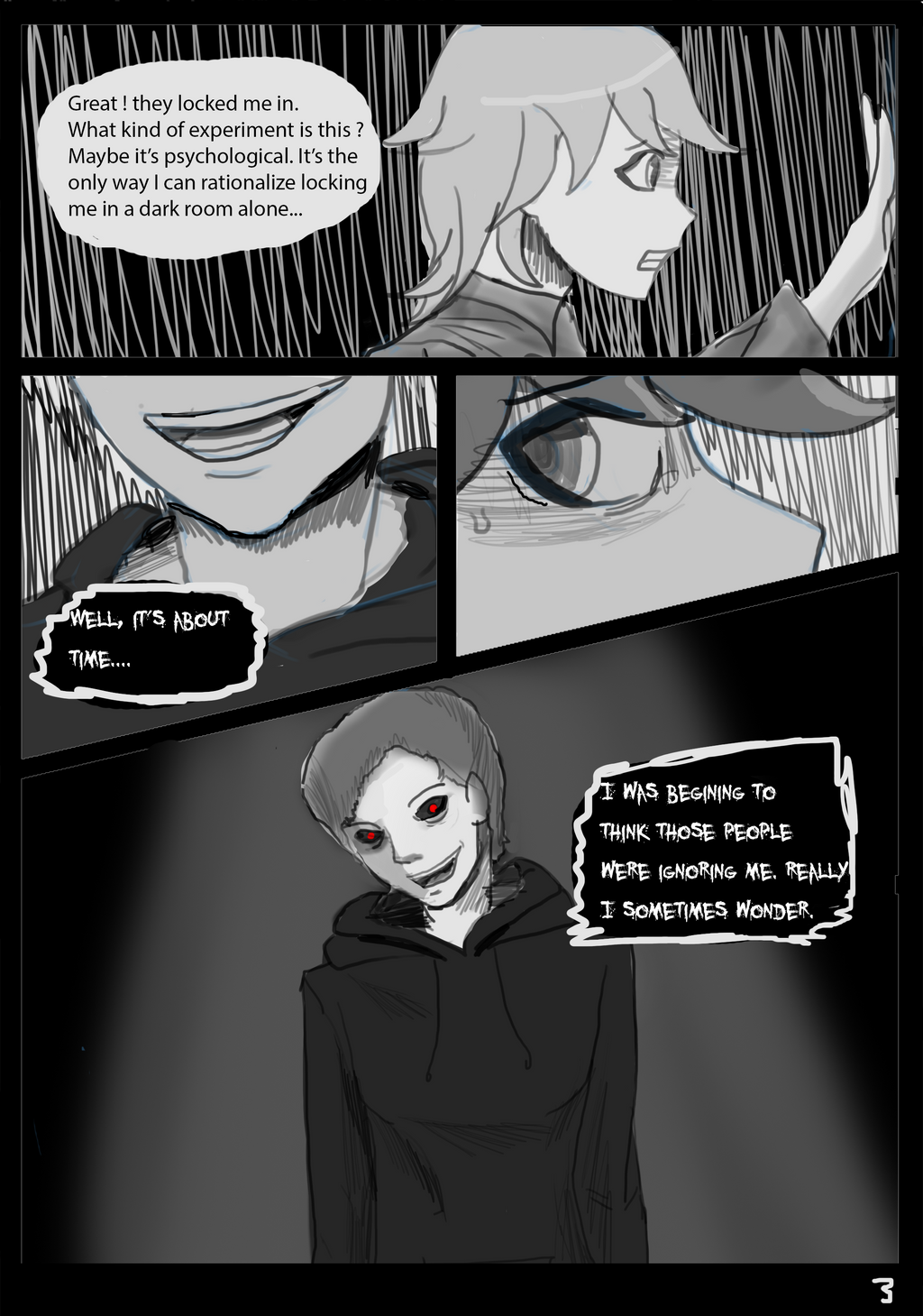 nyctophobia page 3 by ShadowClawZ