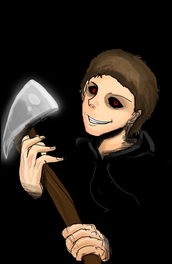 OC Dark [illustration] by ShadowClawZ