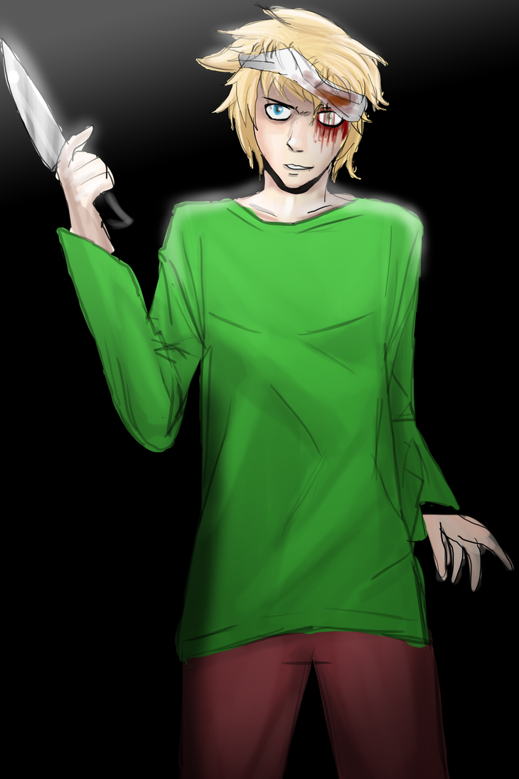 Lukas [requested by terminallysadistic] by ShadowClawZ