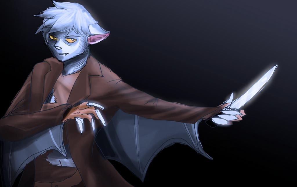 Silver [requested by trinitysxinsanity] by ShadowClawZ