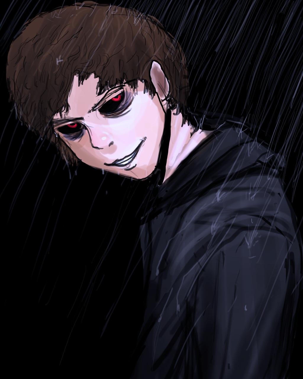 I need the sound of Rain by ShadowClawZ