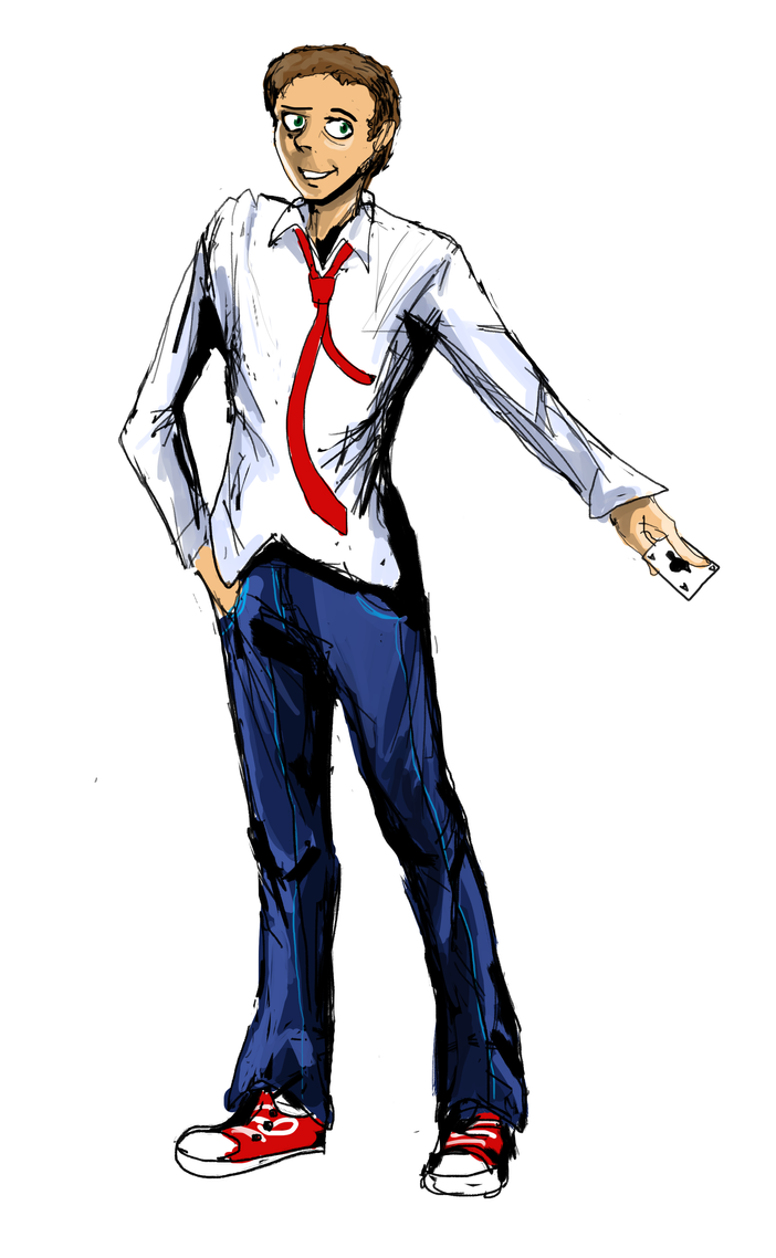 Meet the Artist *doodle* by ShadowClawZ