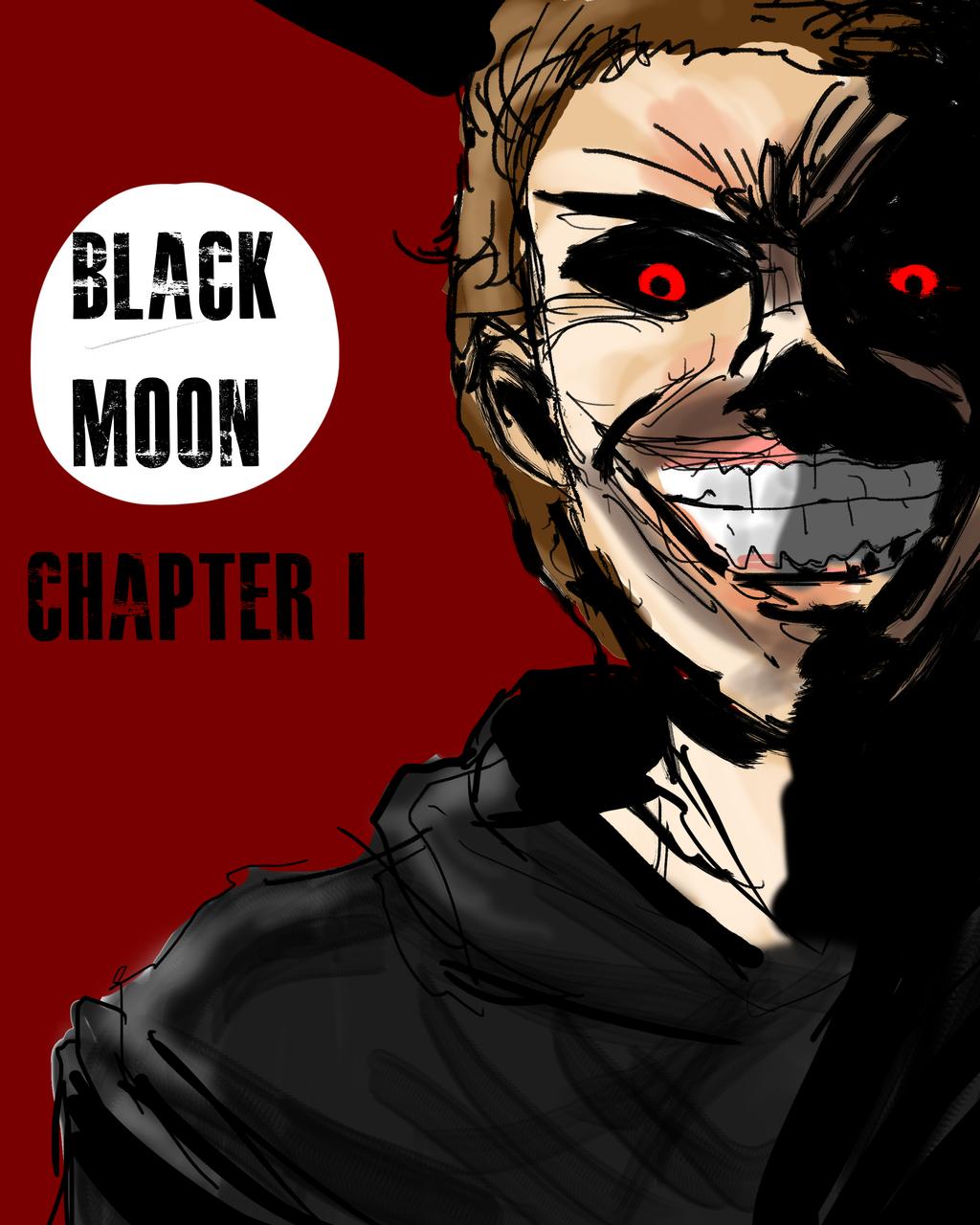 Black Moon cover #1 by ShadowClawZ
