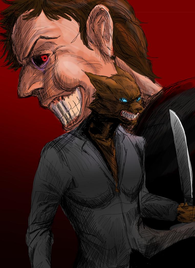 Black Moon Variant #3 by ShadowClawZ
