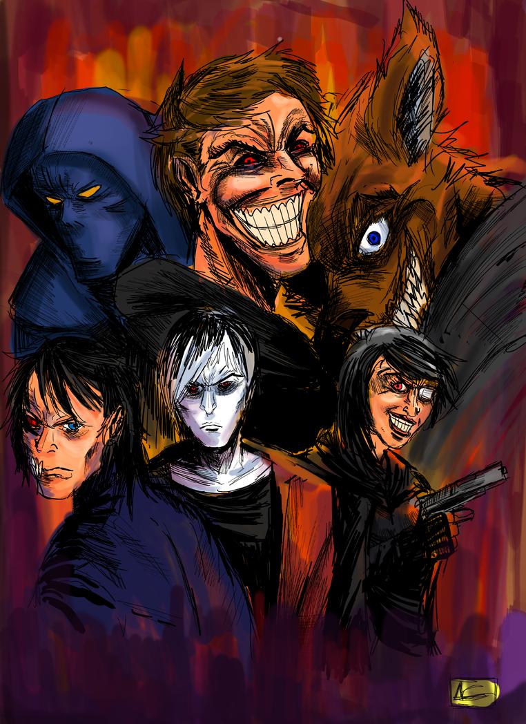 CBU verse Illustration colored by ShadowClawZ
