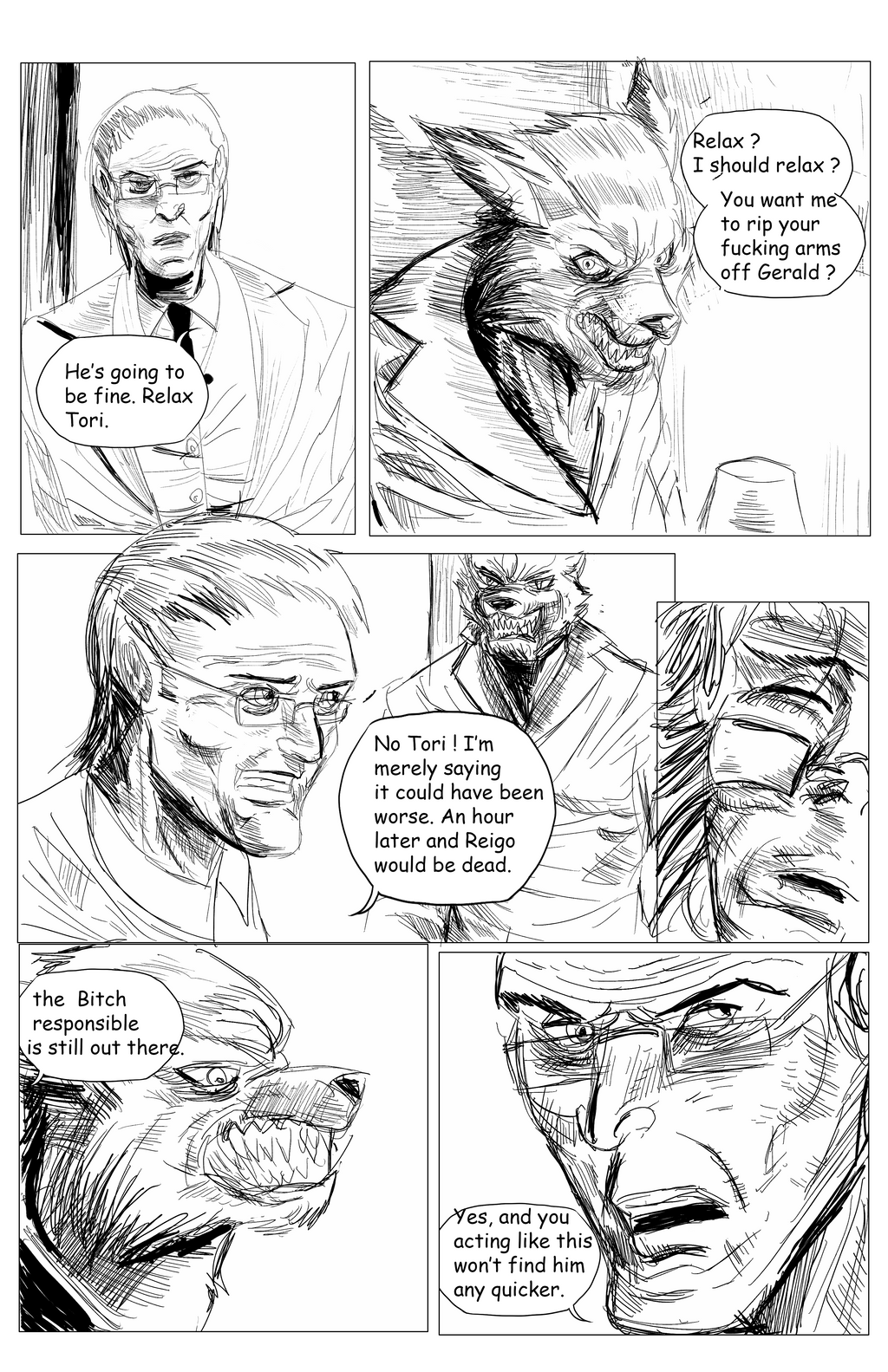 Black Moon Page 24 by ShadowClawZ
