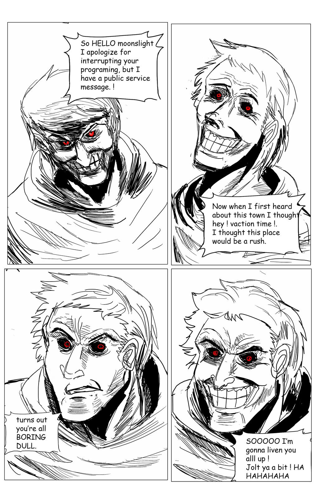 Black Moon Page 29 by ShadowClawZ