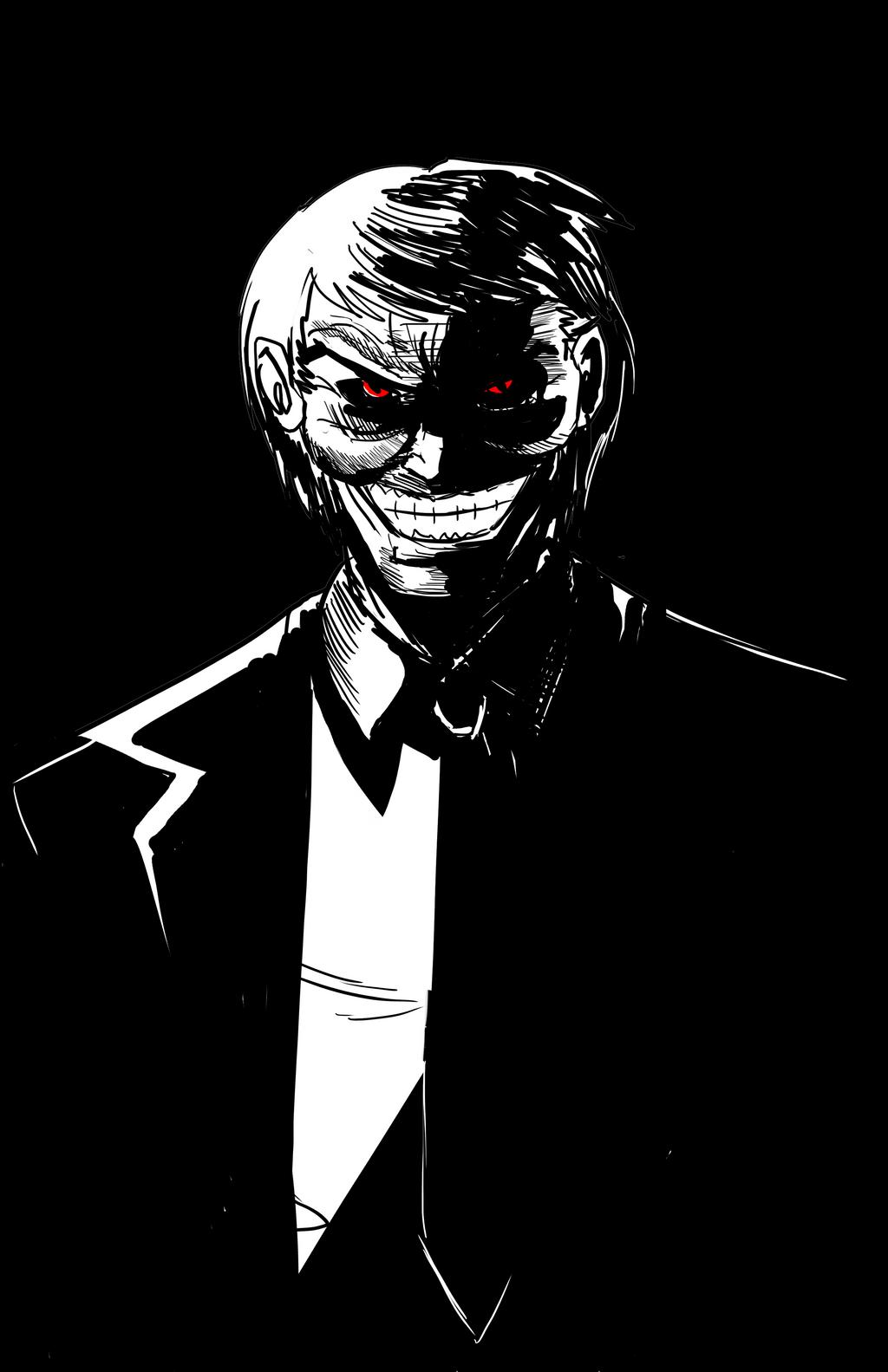 Dark *shadows test* by ShadowClawZ