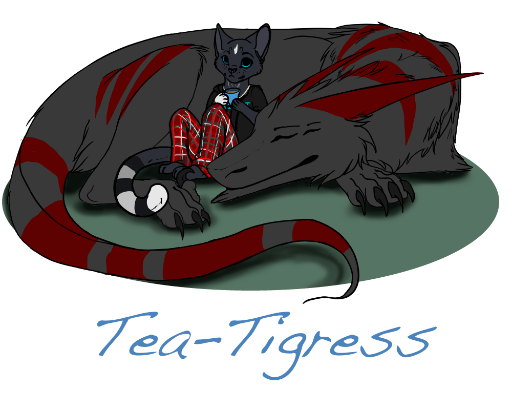 ~Tea And Demons~ by Tea-Tigress