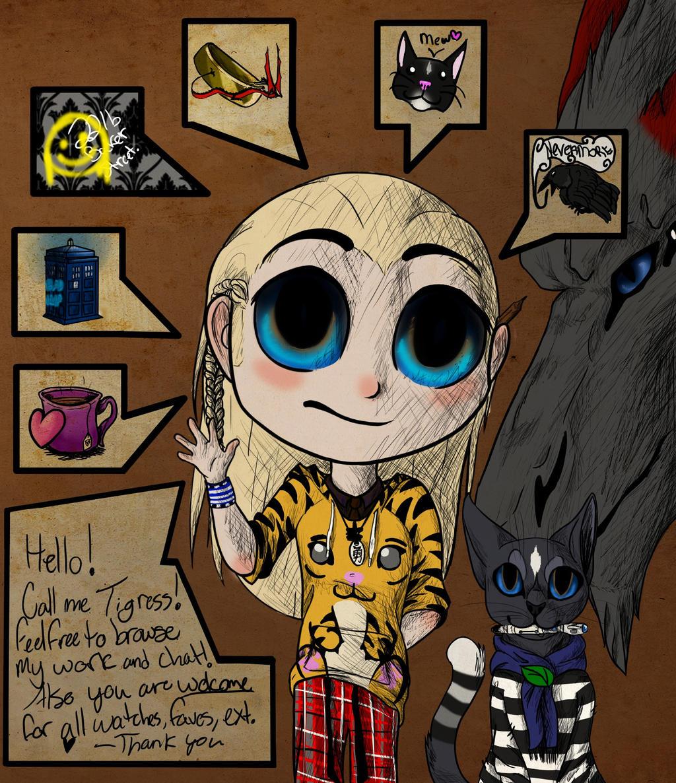 Tea-Tigress's Profile Picture