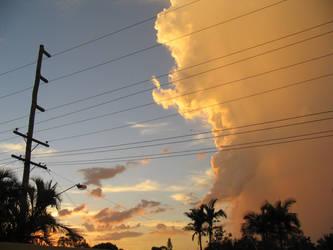 Afternoon Storm by redvaldez