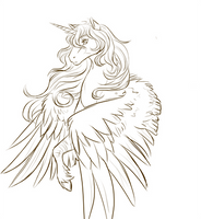Kaiilah- Angel Horse by Kachi-san