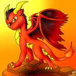 Light Rider: Fire Element: Scorcher