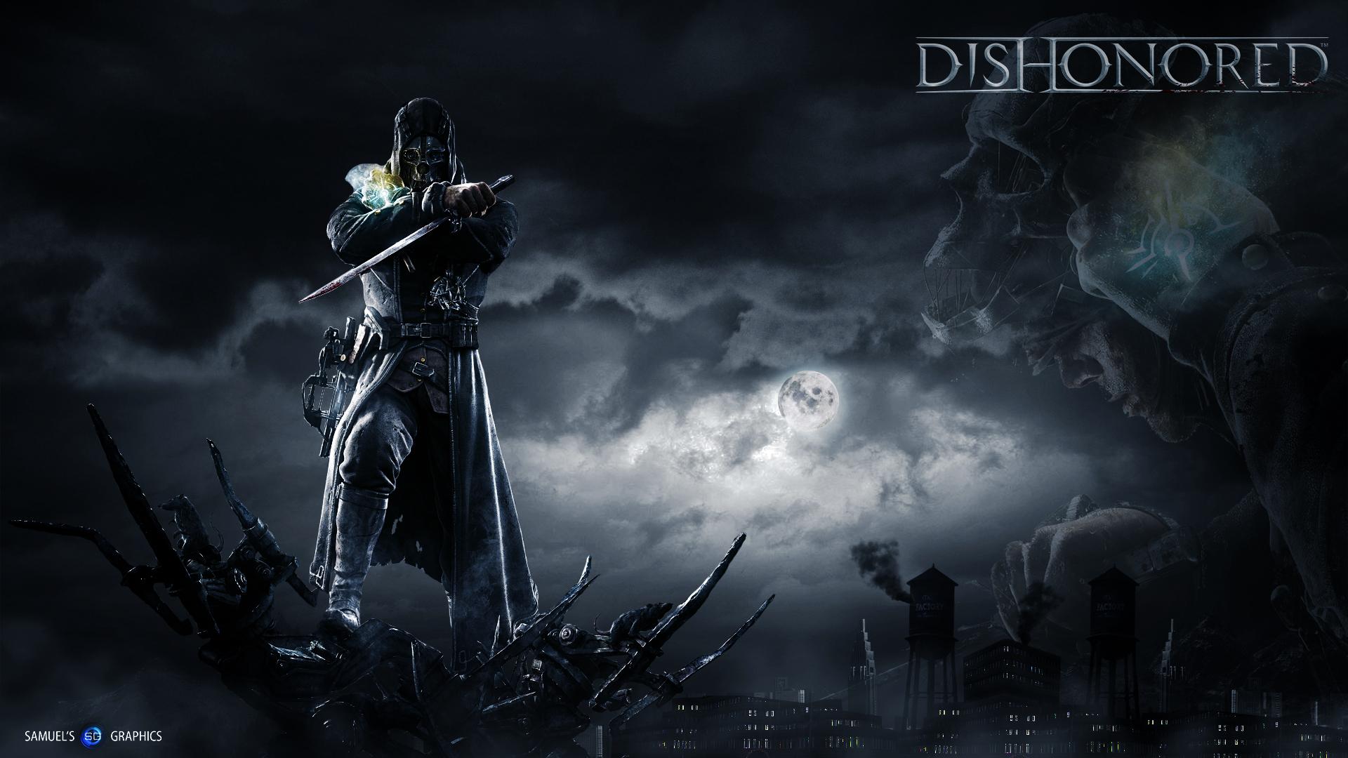 dishonored hd wallpapersamuels-graphics on deviantart
