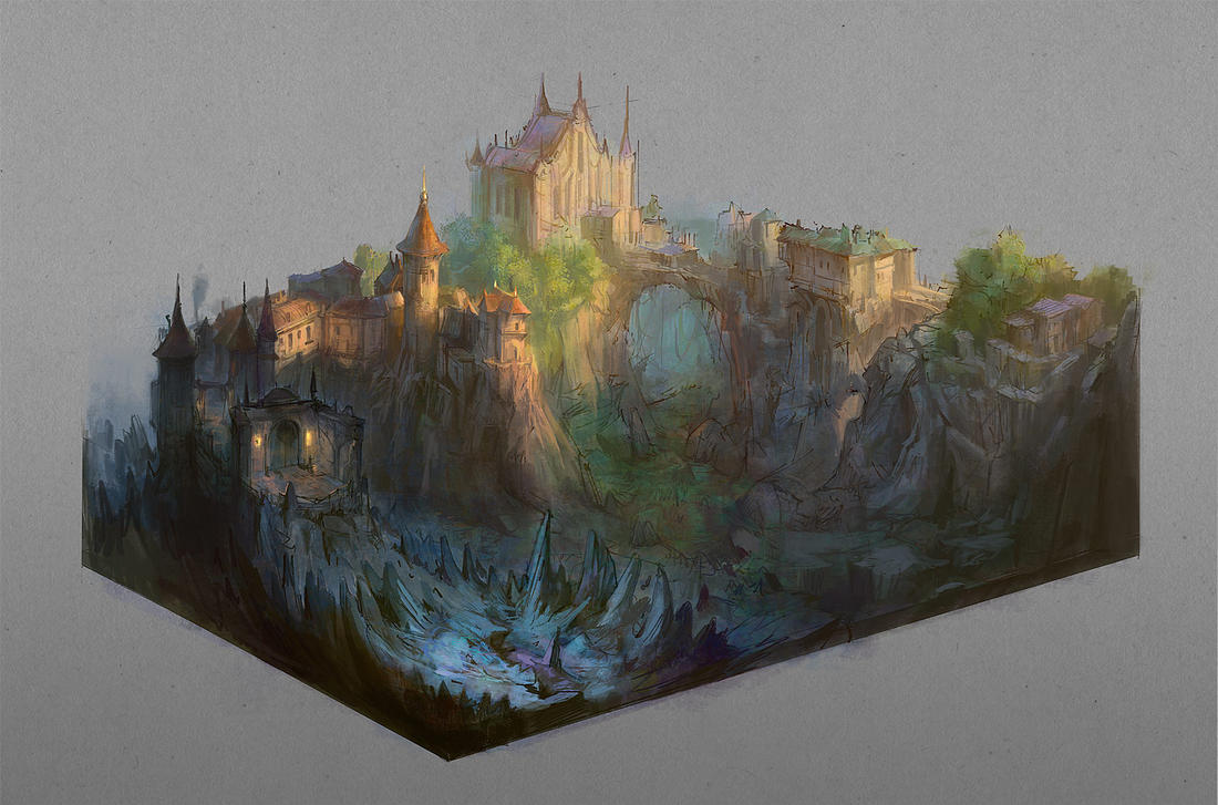 Level design by ThomasBrissot