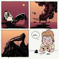 Ecological Disaster by JaimePosadas