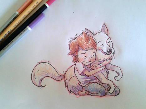 Pet Hug
