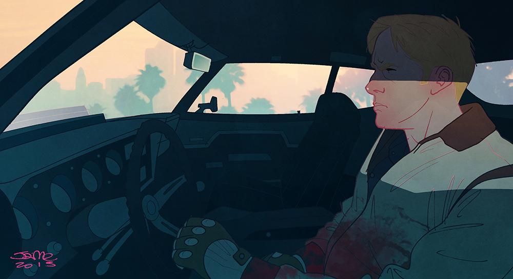Drive by JaimePosadas
