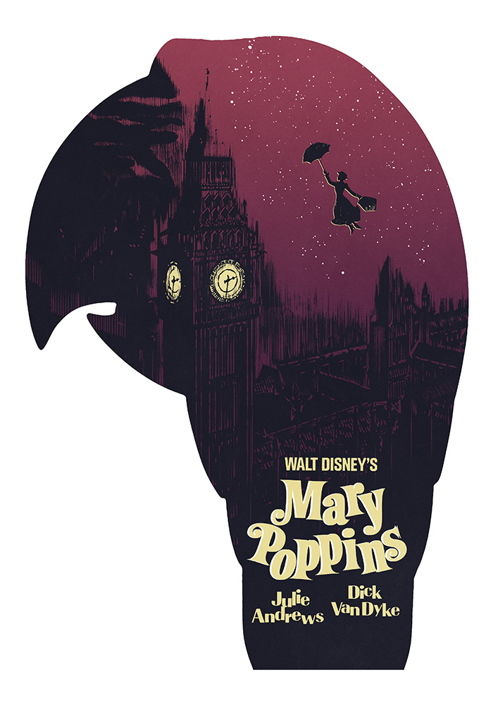 Mary Poppins by JaimePosadas