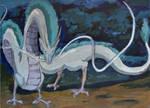 A Dragon Boy by KaterinaSonne