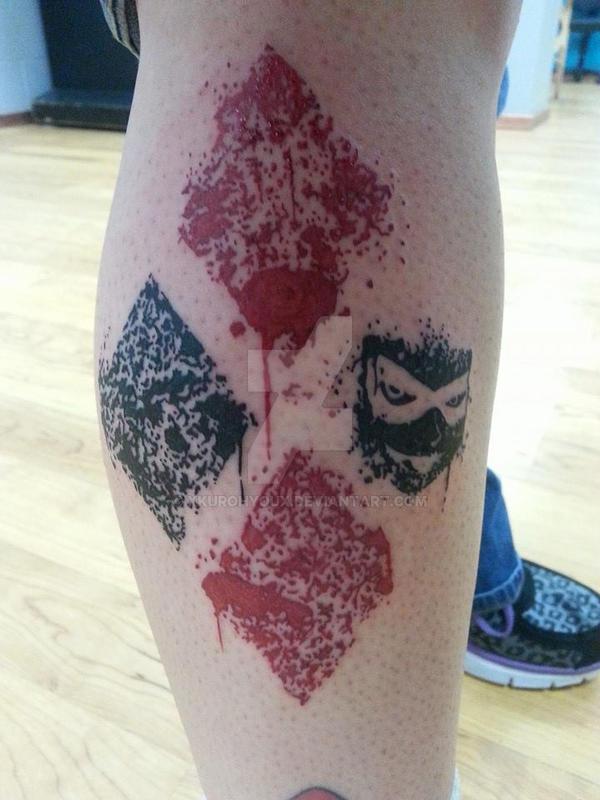 Tattoo #14 by XKurohyouX