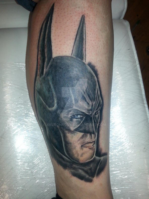 Batman by XKurohyouX