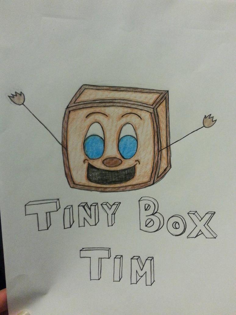 Tiny Box Tim!  by XKurohyouX
