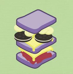 Sandwich by Ruthygi