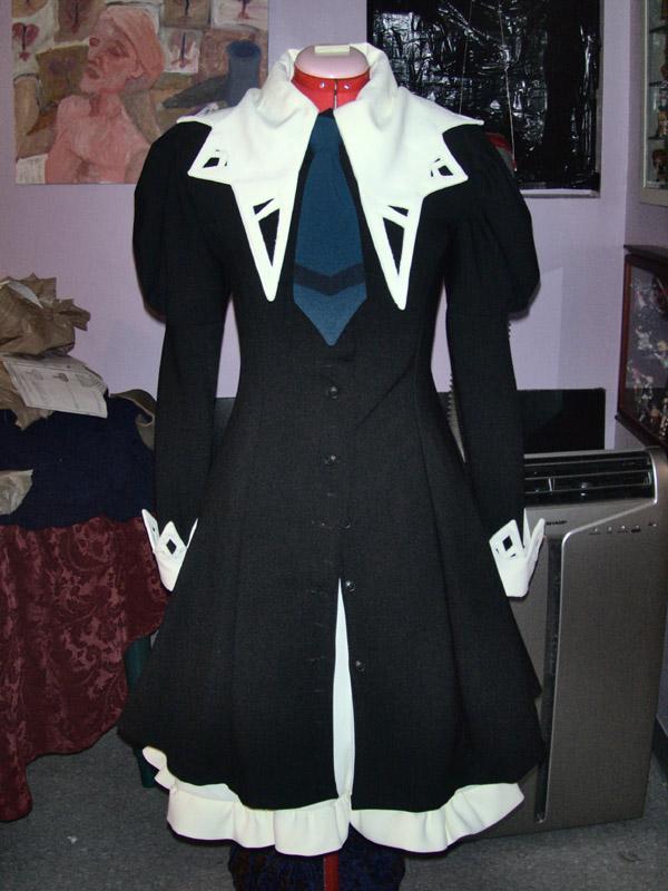 Strawberry Panic Uniform Front by LilithOya