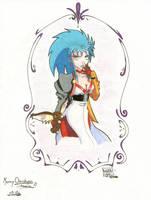Ryoko by LilithOya