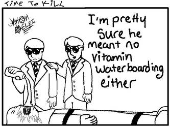 Vitamin Water Boarding