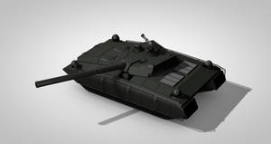 Sci-Fi tank concept MBT 02