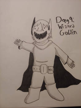 Day 9: Goblin Wizard