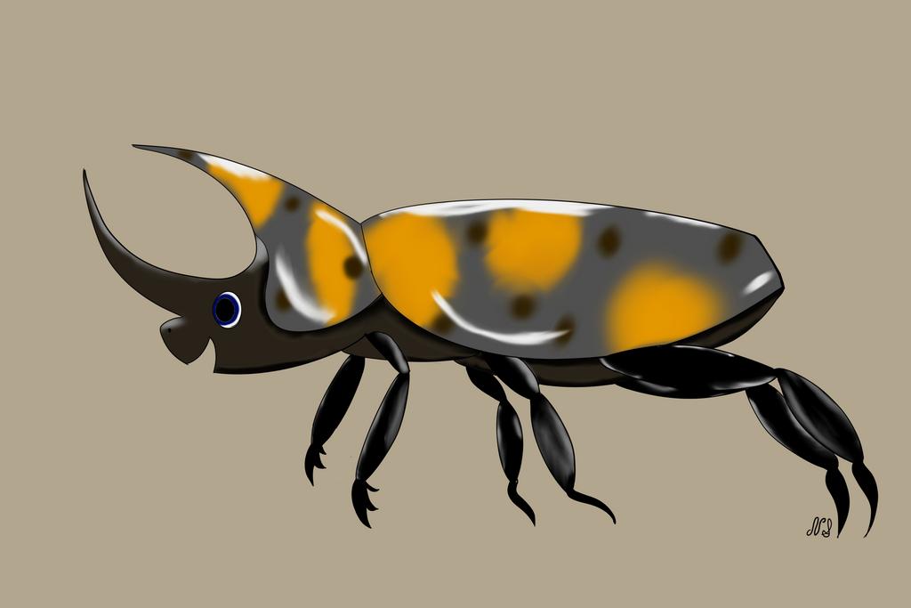 Beetle Bug! by NightSkythePegasi