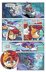 Sonic Universe #72 P8 by I-use-windows-vista