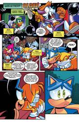 Archie Sonic the hedgehog #270 P.5 by I-use-windows-vista