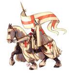 Scarlet Cross: Templar Knight